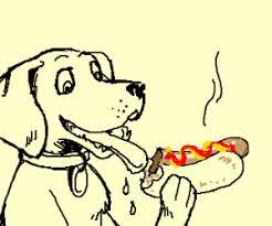 Μου αρέσει το hot Dog!
