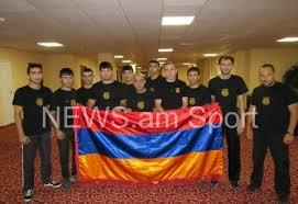 Сборная Армении по <b>кунг</b>-фу прибыла на чемпионат мира ...