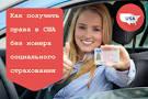 Открытка с получением водительских прав
