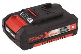 ≡ <b>Аккумулятор Einhell</b> X-Change <b>18V 2</b>,<b>0</b> Ач (4511395) – купить в ...