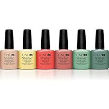 Buy <b>cnd Shellac Open Road</b> Collection Professional Gel Nail Polish ...
