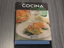 Libro <b>Escoffier Mi</b> cocina - Escoffier-Mi-cocina