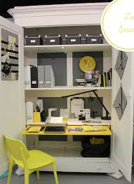 home office ideas conceal it in an armoire decorating files decoratingfilescom armoire office desk