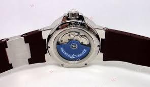 Картинки по запросу ulysse nardin watch brown