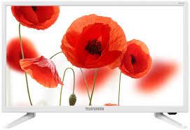 """<b>LED телевизор Telefunken TF-LED24S52T2</b> 24"""" (белый)"""