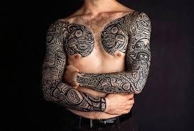 Risultati immagini per tatuato tronco