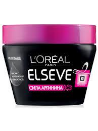 """Маска для волос """"<b>Elseve</b>, <b>сила</b> Аргинина х3"""" <b>L'Oreal Paris</b> ..."""