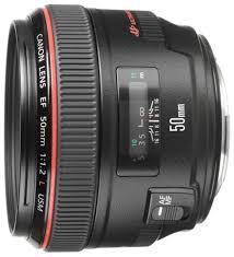 <b>Объектив Canon EF</b> 50mm f/1.2L USM — купить по выгодной цене ...