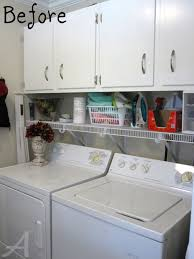 Narrow Laundry Room Ideas Small Laundry Room Storage Ideas