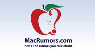 MacRumors - <b>Apple Mac</b> iPhone Rumors and News