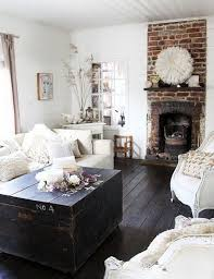 Shabby Chic Bedroom Wall Colors : Mixing gray and brown colors with white decorating ideas cozy