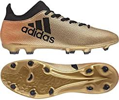 Gold - Football Boots / Sports & Outdoor Shoes ... - Amazon.co.uk