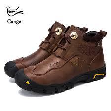 cunge new <b>Handmade</b> leather shoes <b>Mens Army Boots</b> Genuine ...