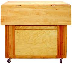 leaf kitchen cart: catskill craftsmen portable kitchen island heart of the kitchen w drop leaf  everything kitchens