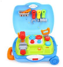 Купить <b>Huile</b> Plastic <b>Toys</b> Чемоданчик с инструментами 3106 по ...