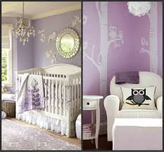 nursery decor extraordinary bedding baby nursery decor two examples of extraordinary design bird owl purpl