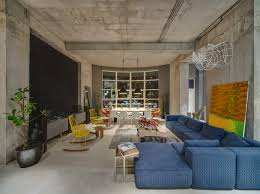 urban office design this modern office space is as stylish and livable as any urban loft bahamas house urban office
