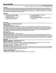 should a resume have references   driver resume sle one good    driver