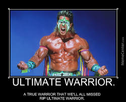 Rip Ultimate Warrior by vj87g - Meme Center via Relatably.com