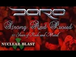 <b>DORO</b> - Guest Singers on '<b>Strong</b> And Proud' (OFFICIAL TRAILER #2)