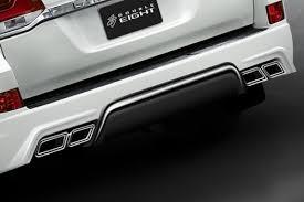 Toyota Land Cruiser 200 Рестайлинг 2015 Двойная <b>выхлопная</b> ...