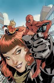 Zona Negativa: En esta entrega, Carol viste su nuevo uniforme de Capitana Marvel. ¿De dónde vino toda la idea de su nueva identidad y su transformación? - 4014