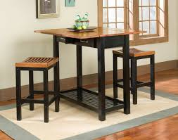Dining Room Sets For Small Apartments Dining Room Small Dining Table Black Chairs Tiny Apartment In