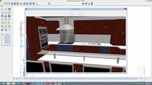 Kitchen Design Freeware 3d Kitchen Design Software 3dkitchen Youtube