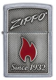 <b>Зажигалка Zippo Classic</b> с <b>покрытием</b> Street Chrome, 29650 на ...