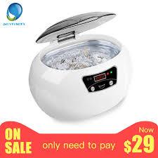 Skymen 600 мл <b>ультразвуковой очиститель</b> Таймер для ванны ...