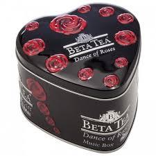 <b>Чай</b> черный листовой <b>Beta Tea танец</b> роз музыкальная шкатулка ...