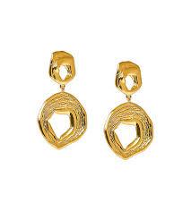 <b>Серьги</b> 21704 gold - цена 4500 руб., купить на Clouty.ru