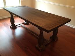 Craigslist Dining Room Table And Chairs Dining Table Modern Restoration Hardware Dining Table Craigslist