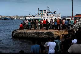 مصر - عدد غرقى قارب الهجرة غير الشرعية تجاوز المئتين