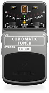 <b>BEHRINGER педаль</b> эффектов TU300 — купить по выгодной ...