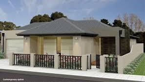 Longridge Homes   Burbank   Modern Home Builders Adelaide    Burbank Elevation