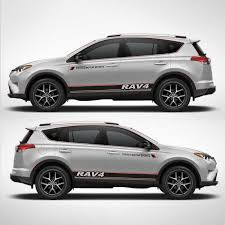 <b>TAIYAO car styling sport</b> car sticker For Toyota 2013 2018 RAV4 ...