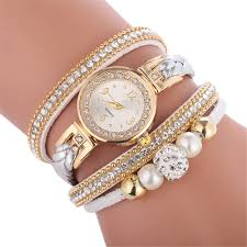 Womens <b>Watches</b> Luxury <b>top brand</b> Beautiful Fashion Bracelet ...