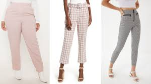 12 Gingham <b>Pants</b> For <b>Women</b> Perfect For <b>Spring 2019</b> | HuffPost Life