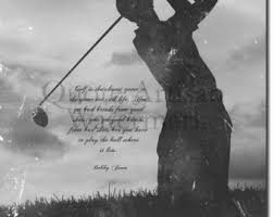 golf quotes – Etsy