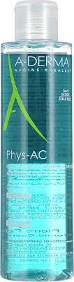 <b>Гель для</b> умывания A-Derma Phys-AC, очищающий, <b>пенящийся</b> ...