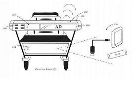 Amazon запатентовал роботов-продавцов
