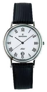 Отзывы <b>Romanson TL0162SMW</b>(<b>WH</b>) | Наручные <b>часы Romanson</b> ...