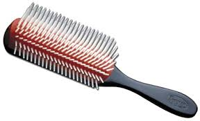 Image result for orange and white denman brush
