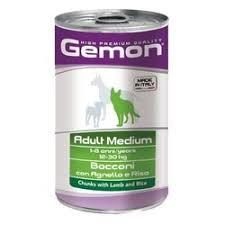 <b>Gemon Dog</b> Medium <b>консервы</b> для собак средних пород кусочки ...