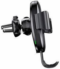 <b>Baseus</b> Wireless Charger Gravity <b>Car</b> Mount цвет черный WXYL-01