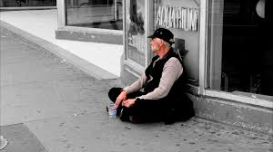 homelessness in toronto photo essay tmtv media this homeless man sits on the side of the road begging for spare change as