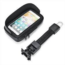 Waterproof <b>Bike</b> Phone Holder Bag MTB <b>Bicycle</b> Support 6.3 inch ...