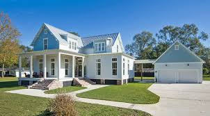 Growing Demand for Farmhouse Plans   DFD House PlansHouse Plan has a charming traditional farm house exterior that hides its contemporary floor plan and amenities