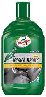 <b>Turtle WAX Очиститель</b> и <b>кондиционер</b> для <b>кожи</b> салона ...